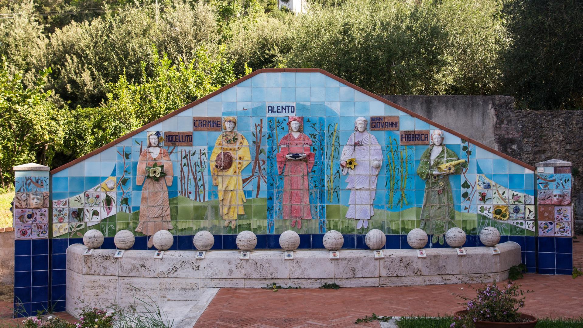 La Fontana delle Cinque Sorelle