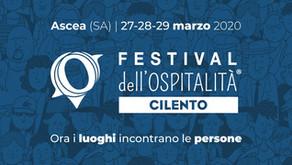 Festival dell'Ospitalità Cilento 2020