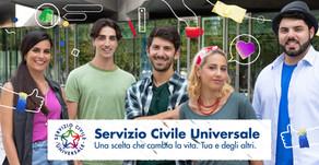 SERVIZIO CIVILE UNIVERSALE: graduatorie