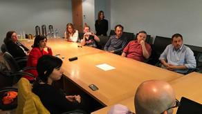 Progetto FAS: Kick Off Meeting - Mursia (Spagna) 4-5 maggio 2017