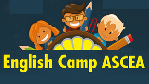 English Camp: l'inglese a due passi da casa! | edizione 2018