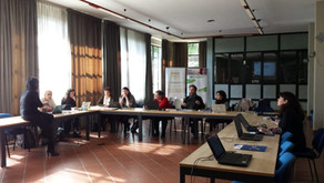 Progetto FAS: Second Partners' Meeting - Perugia 13-14 marzo 2018