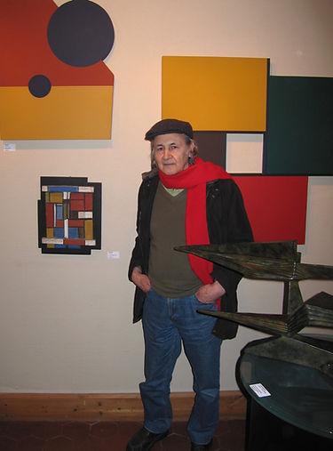 BOLIVAR Gaudin. Exposition Galerie FEDER