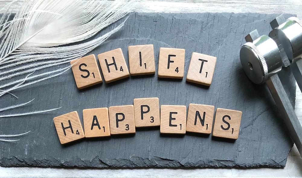"""""""Shift Happens"""""""