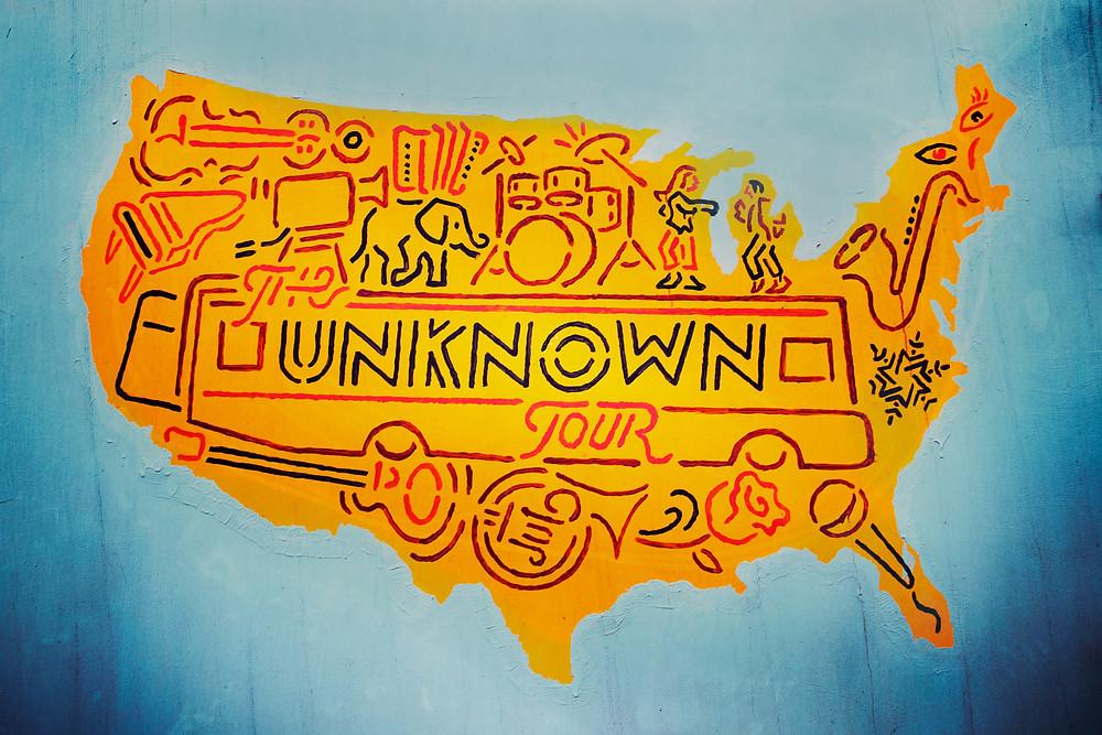 """""""Unkown Tour"""""""