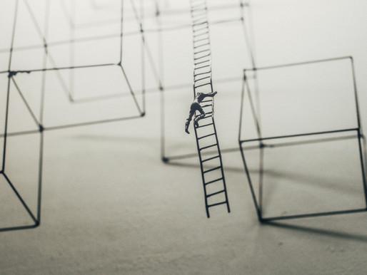 Gefangen im Ist (1) – Startschwierigkeiten bei Transformationsprozessen