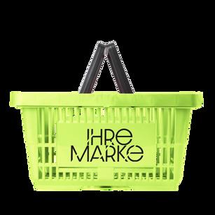 Einkaufskorb Hellgrün