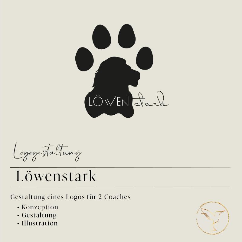 Löwenstark_Logo