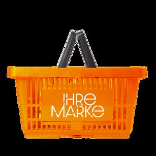 Einkaufskorb Orange