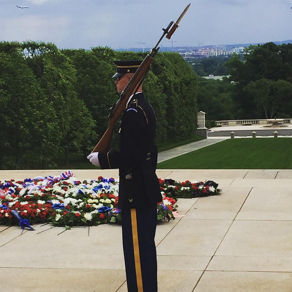 Veteran in DC