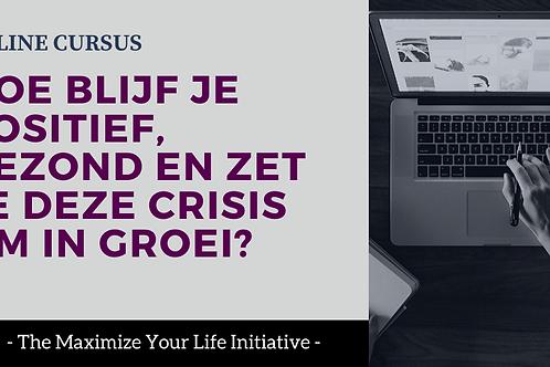 Online Cursus - Maxyourlife.now | All-in
