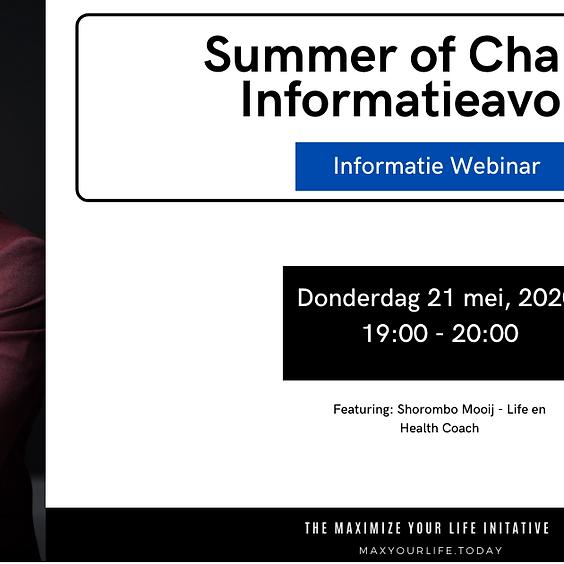 Informatiesessie - Online Group Coaching 1 juni