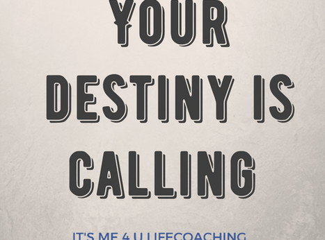 Your destiny is calling