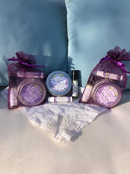 Lilac and Gooseberry Perfume Bundle