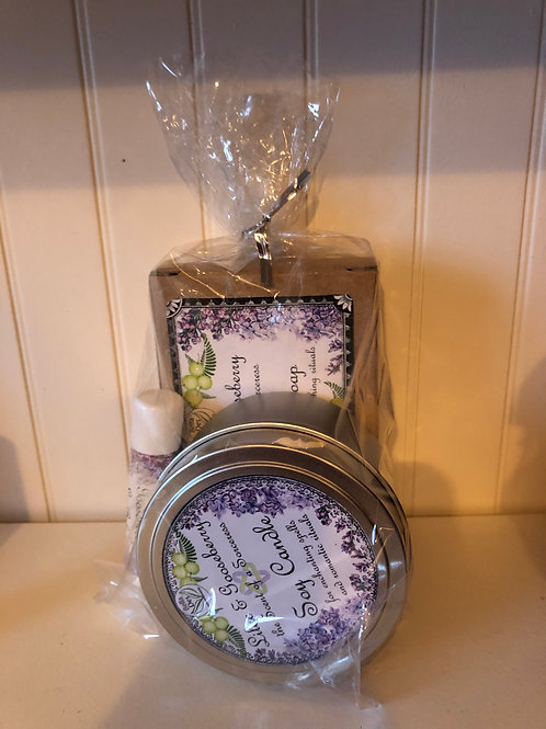 Lilac and Gooseberry Bundle