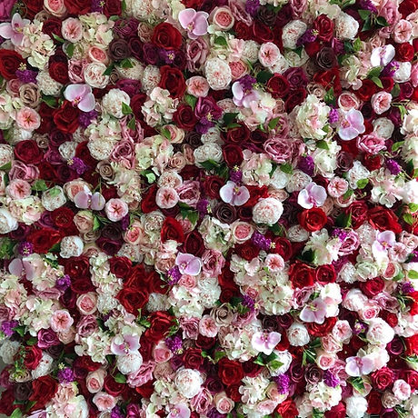 Red, Purple & Pink Flower Wall.jpg