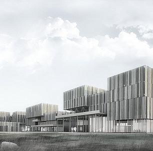 Balıkesir Büyükşehir Belediyesi Ek Hizmet Binaları