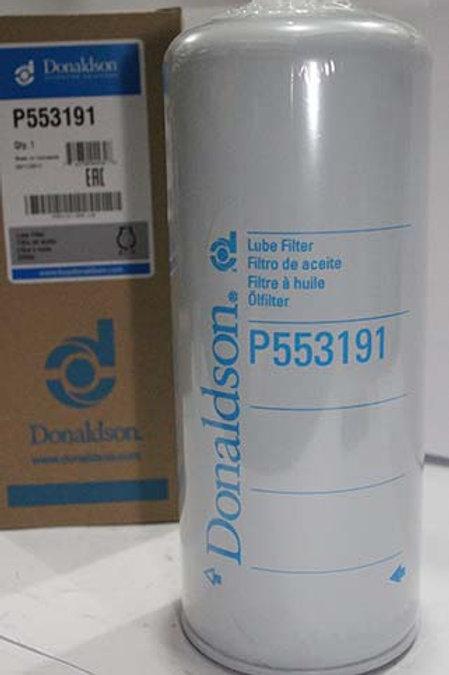 Filtro de Óleo Lubrificante - Donaldson P553191