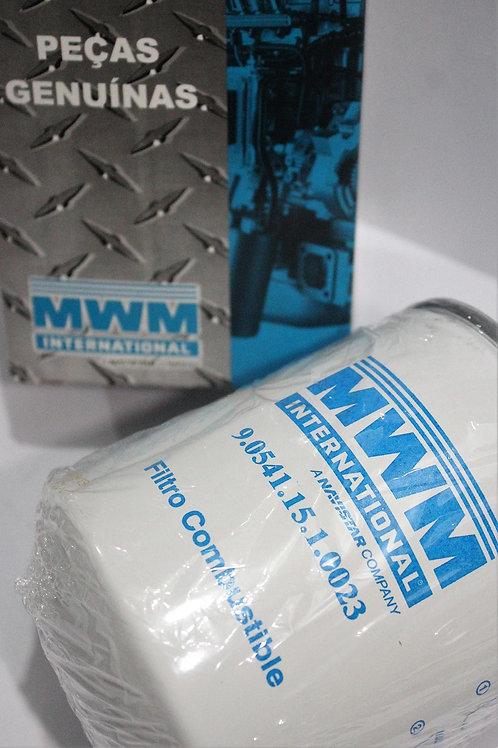 Filtro de Combustível - MWM0023