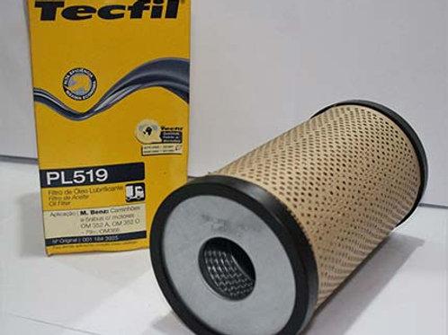 Filtro de Óleo Lubrificante - Tecfil PL519