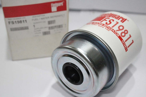 Filtro de Combustível Sep. Água - Fleetguard FS19811