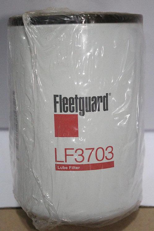 Filtro de Óleo Lubrificante - Fleetguard LF3703