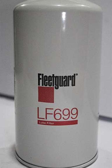 Filtro de Óleo Lubrificante - Fleetguard LF699
