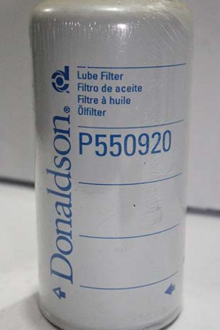 Filtro de Óleo Lubrificante - Donaldson P550920