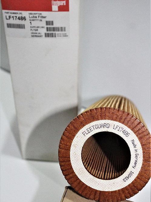 Filtro de Óleo Lubrificante - Fleetguard LF17486
