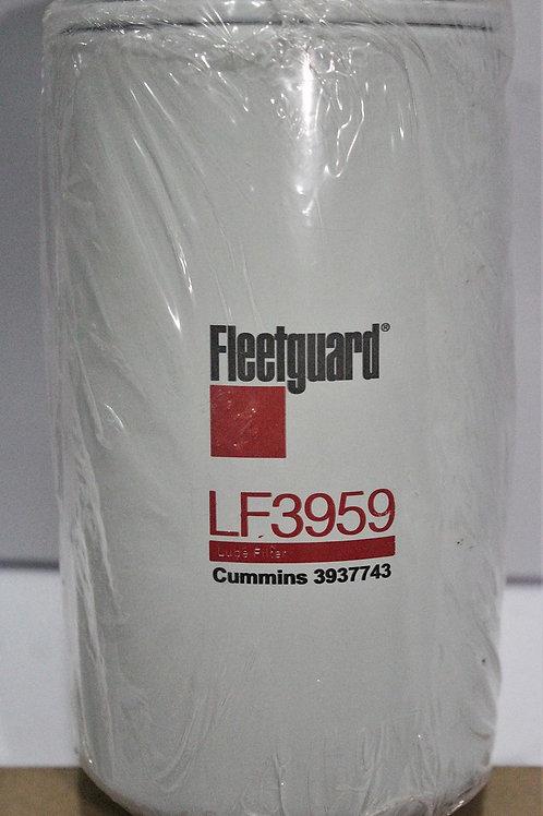 Filtro de Óleo Lubrificante - Fleetguard LF3959
