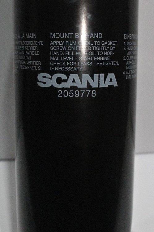 Filtro de Óleo Lubrificante -Scania 2059778