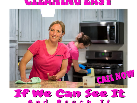 Who Wants To Make Cleaning Easy