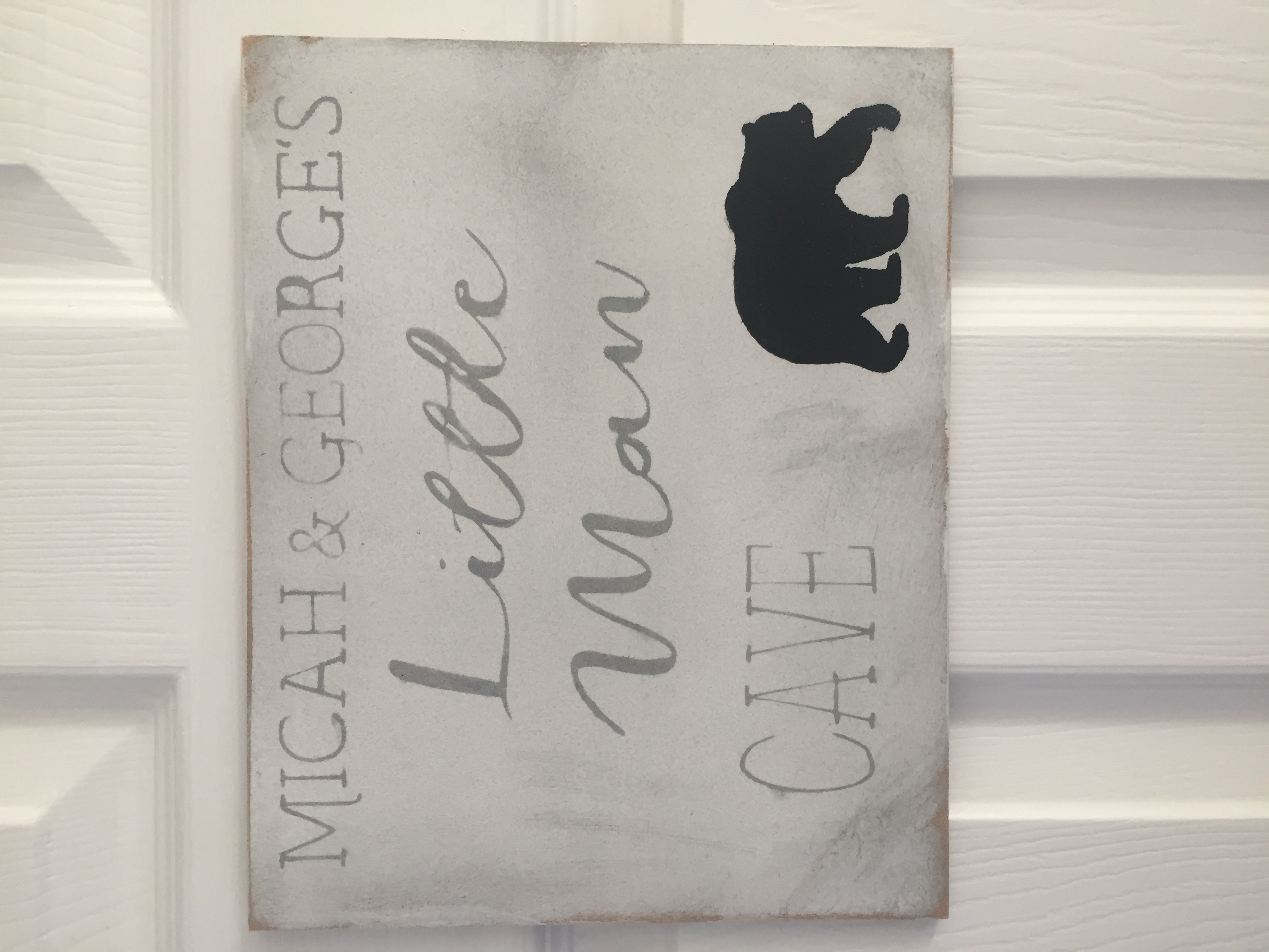 little-man-cave-bear-signs