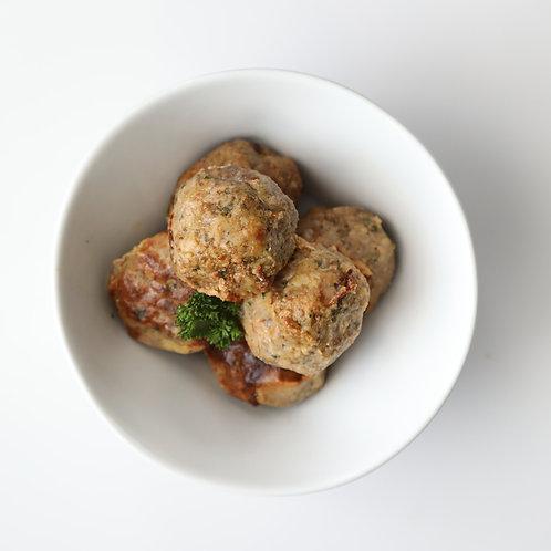 Boulettes de viandes (boeuf et porc)