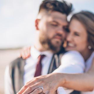 The wedding of Ruan & Carli