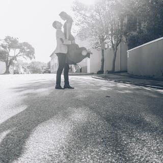 Justin + Robynne Creative shoot