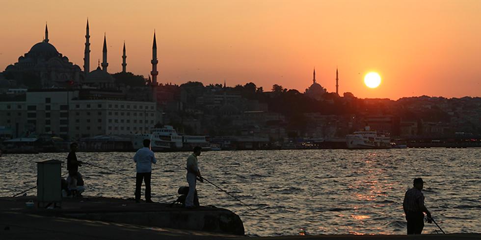 Istanbul la sublime