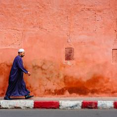 Le passant de Marrakech