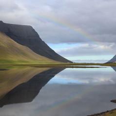 Arc-en-Ciel-sur-Fjord