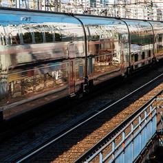 TGV vers Montparnasse