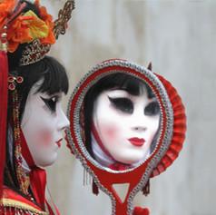 Reflet venitien gheisha