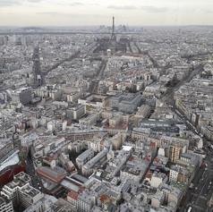 Vue de la tour Montparnasse