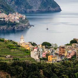 Cinque Terre - Corniglia et Manarolla