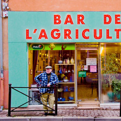 Le bar de l'agriculture