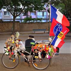 La bicyclette du SDF