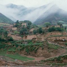 Chine Village agricole