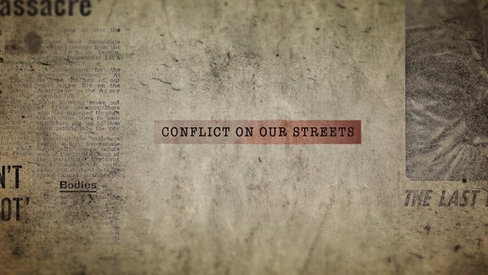 CONFLICT ON OUR STREETS