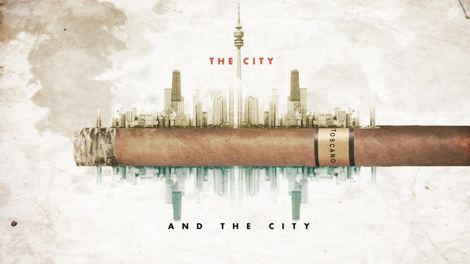 CITY & THE CITY