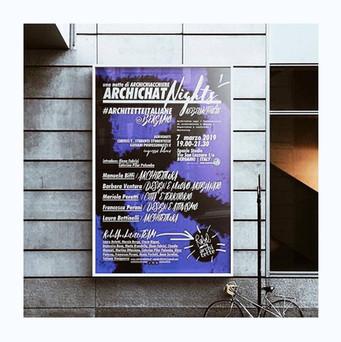 #genderequity #REBELARCHITETTE Archichat Night Bergamo