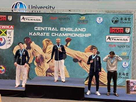 Morgan Harriot Taking Bronze